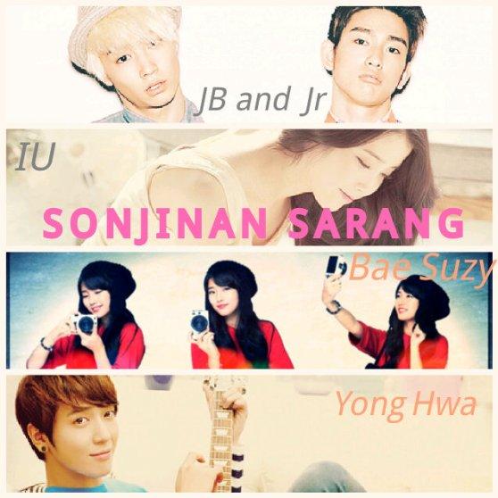 Sonjinan Sarang cover