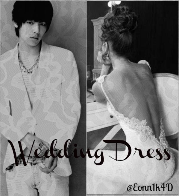 kang min hyuk wedding dress