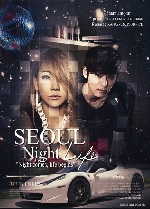 Seoul night life