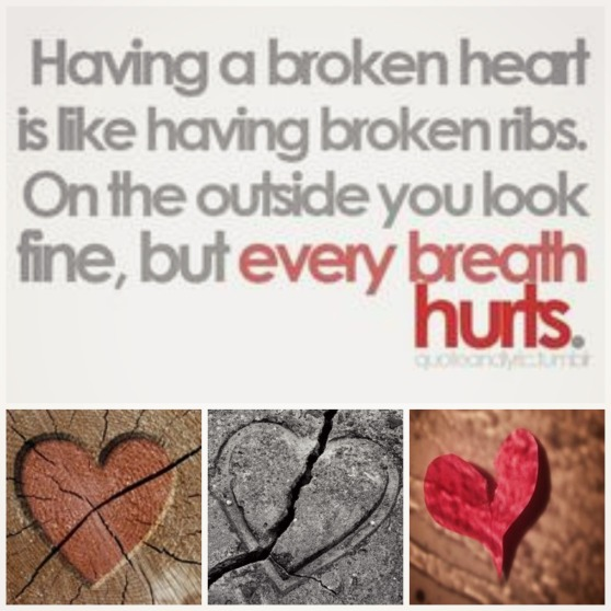 PicMonkey Collage Broken Heart