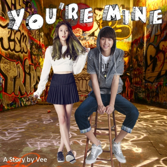 You're Mine cover